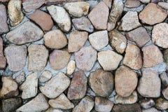 Bakgrund för stenvägg. Arkivbilder