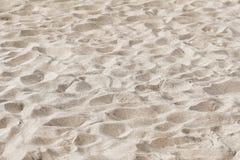 Bakgrund för strand sand Royaltyfri Fotografi