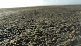 Bakgrund för strand sand Arkivfoton