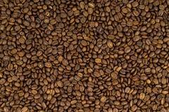 Bakgrund för svart kaffe Royaltyfria Foton