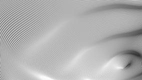bakgrund för teknologi 3d, vektor Arkivbild