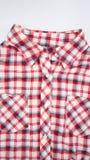 Bakgrund för textur för abstrakt begrepp för höftskynsketygskjorta Royaltyfri Bild