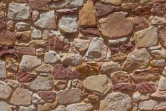 Bakgrund för textur för abstrakt begrepp för stenvägg Arkivbilder