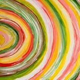 Bakgrund för textur för akrylmålningabstrakt begrepp Arkivbilder