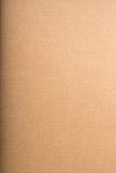 Bakgrund för textur för brunt papper för hantverk Royaltyfri Fotografi