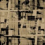 Bakgrund för textur för Grungevektor sömlös vektor illustrationer