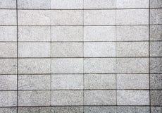 Bakgrund för textur för marmorbloggvägg Royaltyfria Bilder