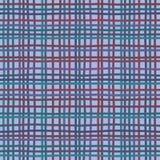 Bakgrund för textur för material för textil för torkduk för silduk för lin för linne för kanfas för säckvävsäcktyg, vektorillustr royaltyfri illustrationer