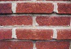 Bakgrund för textur för tegelstenvägg Arkivbild