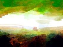 Bakgrund för textur för målning för abstrakt färgrik rammall färgrik stock illustrationer