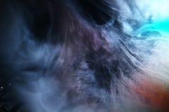 Bakgrund för textur för utrymmemolnnebulosa av det kosmiska galaxstjärnafältet/NASA Hubble arkivfilmer