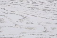 Bakgrund för trä för vit ek Royaltyfria Bilder