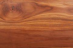 Bakgrund för träbrunttextur Arkivbild