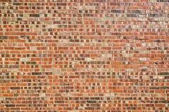 Bakgrund för vägg för tegelstenarbete stor Royaltyfria Foton