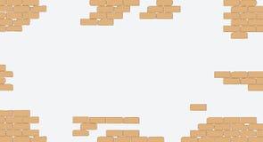 Bakgrund för väggkopieringsutrymme Arkivbilder