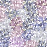 Bakgrund för vanlig hortensiablommakronblad - abstrakt färgrik blom- bakgrund Royaltyfria Foton