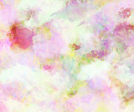 Bakgrund för vattenfärg Arkivfoto