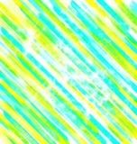 Bakgrund för vattenfärgabstrakt begreppgräsplan Arkivfoto