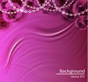 Bakgrund för vektor för torkduk för abstrakt vektorbakgrund lyxig Royaltyfria Bilder