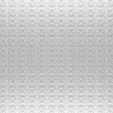 Bakgrund för vitabstrakt begreppmodell 3d som framför geometriska polygoner Arkivbild