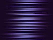 Bakgrund f?r skinande band f?r ultraviolet gl?dande abstrakt stock illustrationer