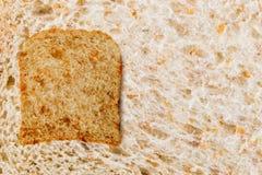 Bakgrund från bröd Arkivbilder