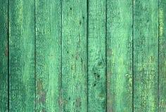 Bakgrund från gamla sjaskiga träbräden Wood textur för turkos med skalningsmålarfärg fotografering för bildbyråer