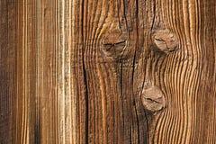 Bakgrund från gammalt träbräde Royaltyfri Foto
