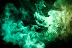 Bakgrund från röken av vape fotografering för bildbyråer
