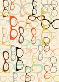Bakgrund från solglasögon. Royaltyfria Bilder