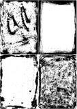 bakgrund fyra royaltyfri illustrationer