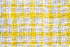 bakgrund görar randig yellow Royaltyfria Foton