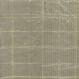 bakgrund görad randig crinkled grungy paper scrapbook Arkivfoton