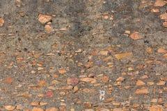 Bakgrund - grungestenvägg Arkivbilder