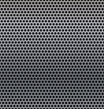 bakgrund holes metall royaltyfri fotografi