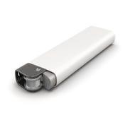bakgrund isolerad ljusare white framförande 3d Fotografering för Bildbyråer
