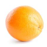 bakgrund isolerad orange white arkivfoto