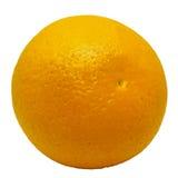 bakgrund isolerad orange white Arkivfoton