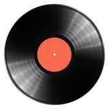 bakgrund isolerad registrerad vinylwhite Arkivfoto