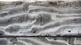 bakgrund isolerat gammalt plankawhiteträ Royaltyfri Fotografi