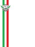 bakgrund italia vektor illustrationer