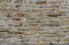Bakgrund konstgjord blå ljus stenvägg Royaltyfria Bilder