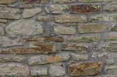 Bakgrund konstgjord blå ljus stenvägg Arkivfoton