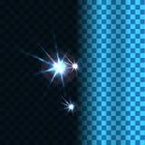 Bakgrund ljus, textur Stock Illustrationer