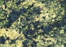 bakgrund marmorerat papper Royaltyfria Bilder