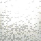 Bakgrund med abstrakt geometri, triangel Fotografering för Bildbyråer