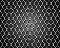 Bakgrund med belägger med metall raster Royaltyfri Foto