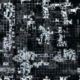 Bakgrund med Grungeeffekt i mörka färger stock illustrationer
