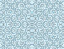 Bakgrund med islamiska stjärnor Arkivfoton