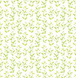Bakgrund med konturgräsplan- och gulingsidor Arkivbilder
